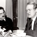Christian Ude und Johannes Rau