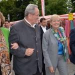 im Bild mit Hannelore Kraft und Regensburgs erfolgreichem OB-Kandidaten Joachim Wolbergs
