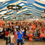 Bild: Wahlkampf in Niederbayern.