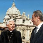 Josef Ratzinger - Benedikt XVI