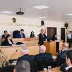 Bericht vor dem Stadtrat von Maltepe