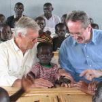 Mit Karl Heinz Böhm in Äthiopien (2005)