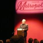 Christian Ude im Theater Metropol